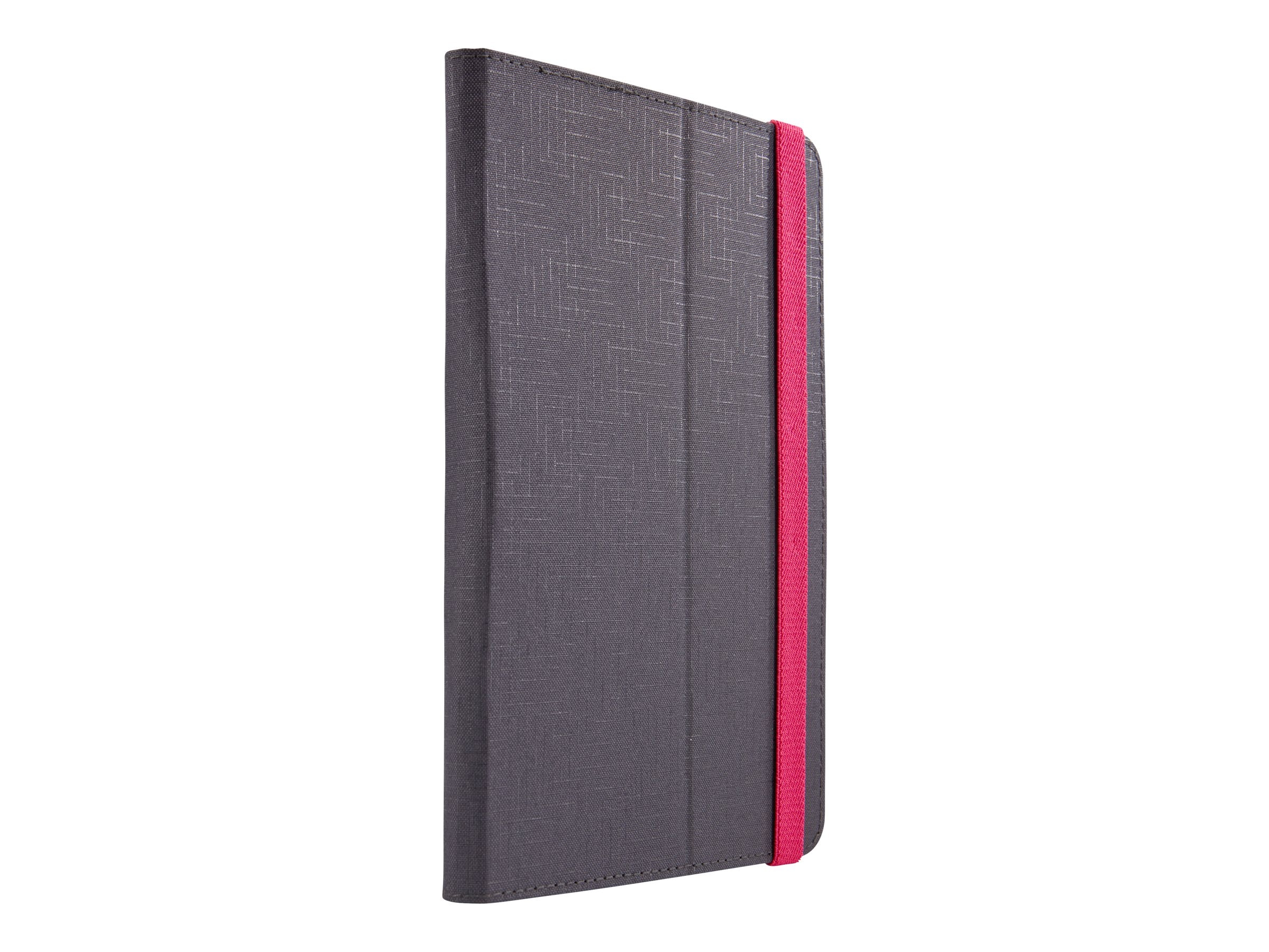 Case Logic Universal Folio for 8 Tablet, Anthracite, CBUE-1108ANTHR, 17423721, Carrying Cases - Tablets & eReaders