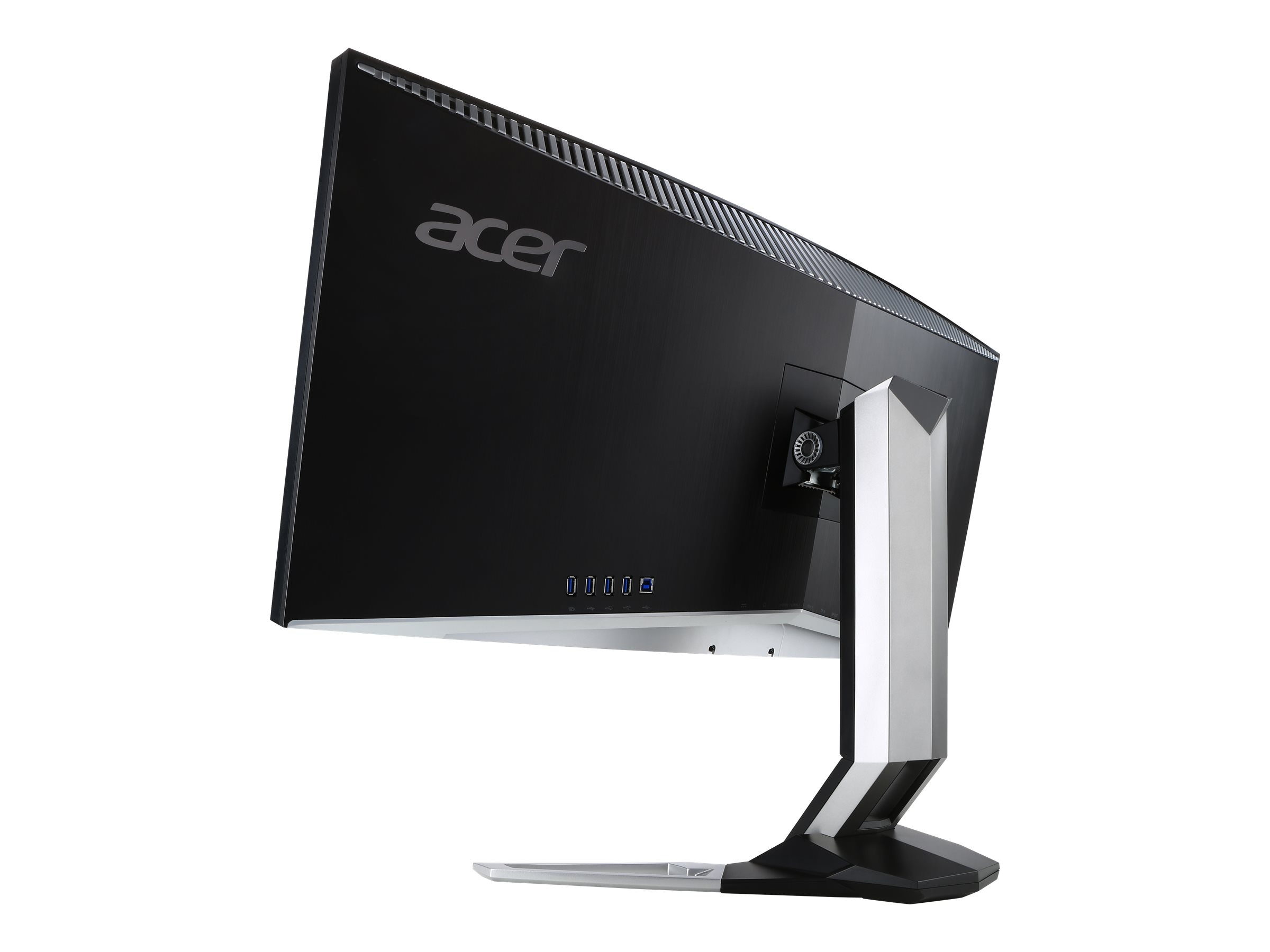 Acer 35 XZ350CU bmijphz Full HD LED-LCD Ultrawide Curved Monitor, Black, UM.CX0AA.001