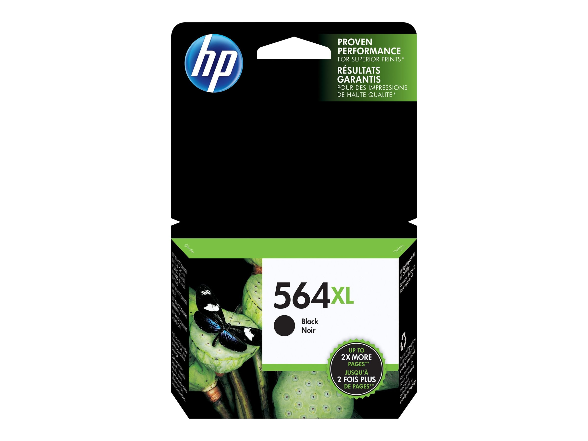 HP 564XL (CN684WN) High Yield Black Original Ink Cartridge