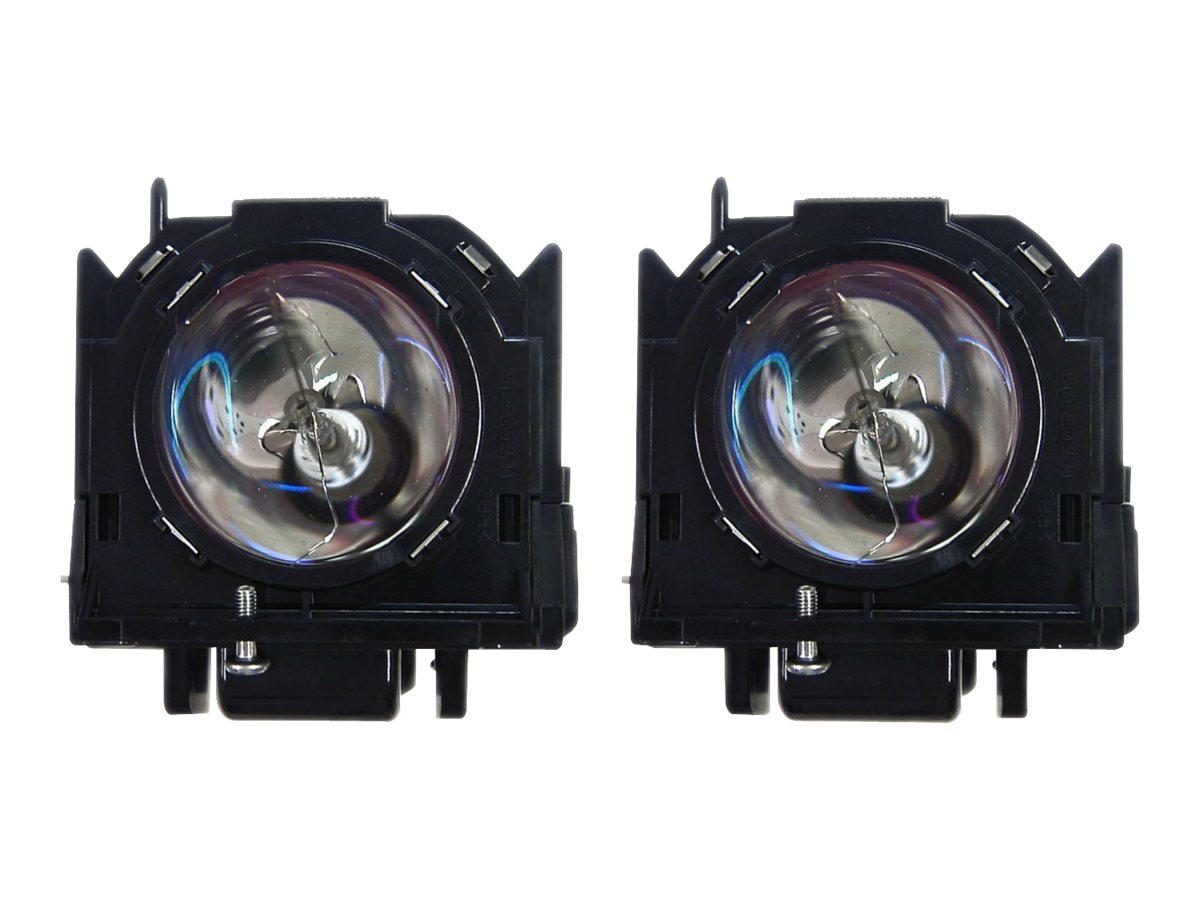 V7 Replacement Lamp for PT-DZ570, PT-DW530, PT-DX500, VPL2074-1N