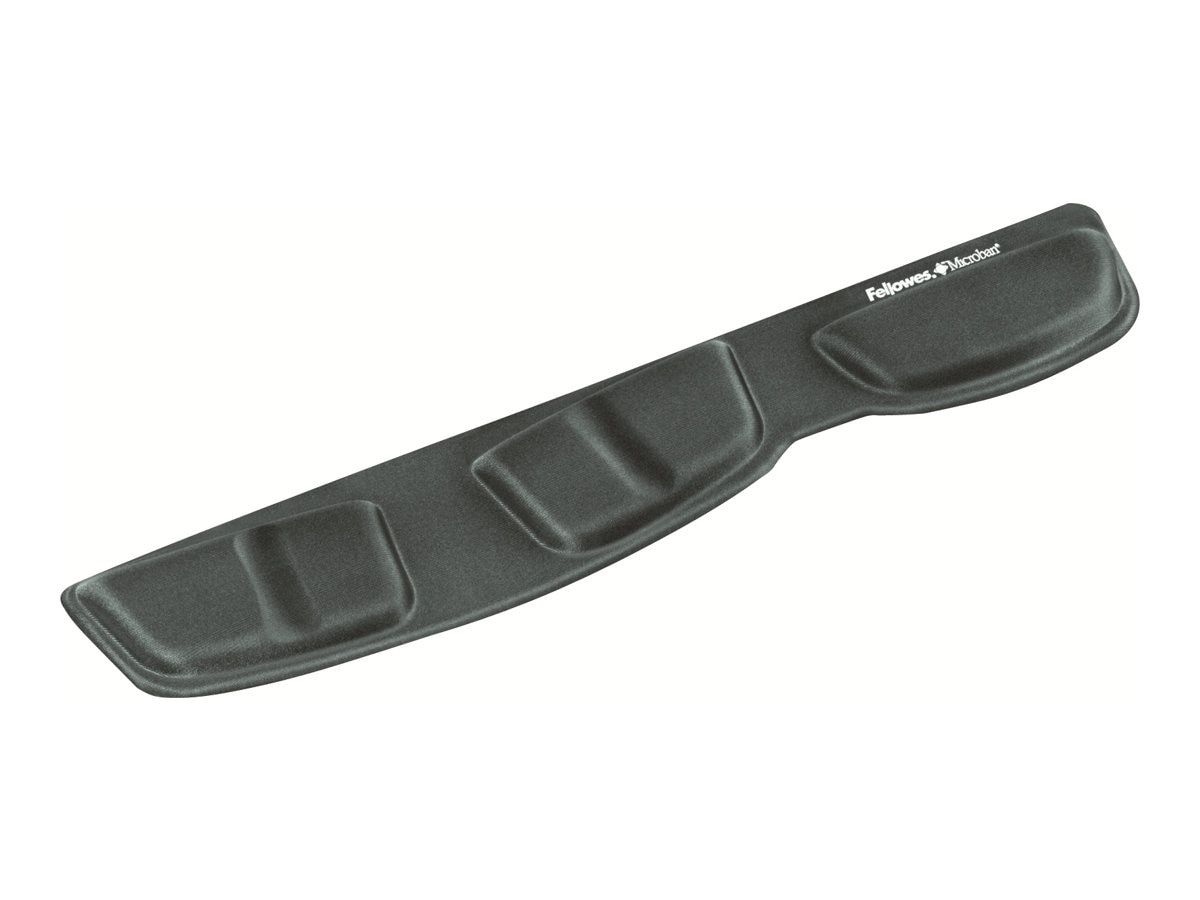 Fellowes Keyboard Palm Support, Graphite, 9183801, 8882520, Ergonomic Products