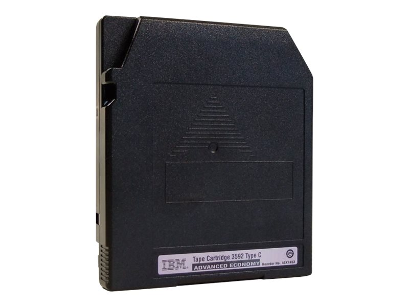 IBM 500GB 3592 Economy JK Tape Cartridge w  Color Label & Initialized, 46X7453LI