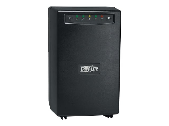 Tripp Lite 1500VA UPS Smart Pro Tower Extended Run Line-Interactive (6) Outlet, SMART1500XL, 415217, Battery Backup/UPS