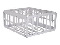 Chief Manufacturing Extra Large Projector Security Cage, White