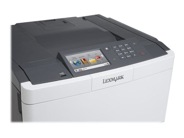 Lexmark CS510de Color Laser Printer, 28E0050