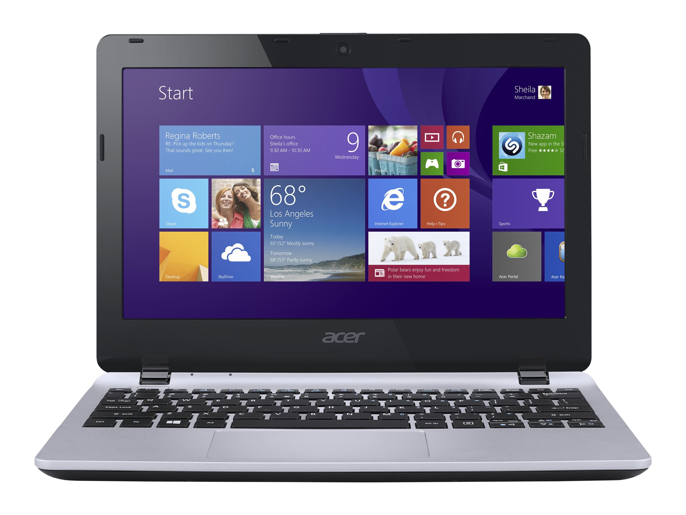 Acer Aspire E3-111-C0QT 1.83GHz Celeron 11.6in display, NX.MQVAA.001