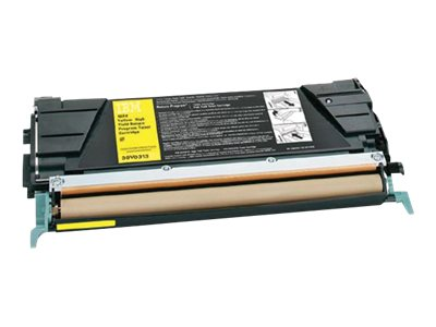 IBM Yellow High Yield Return Toner Cartridge for IBM Infoprint Color 1534, 39V0313, 6493985, Toner and Imaging Components