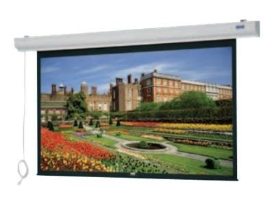 Da-Lite Designer Contour Electrol Projection Screen with Integrated IR Remote, Video Spectra 1.5, 16:9, 106