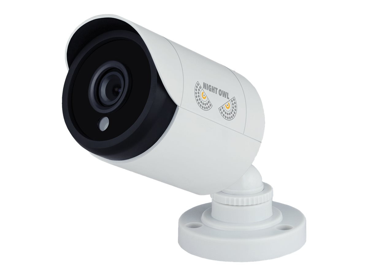 Night Owl HD 1080p Weatherproof Night Vision Bullet Camera, White