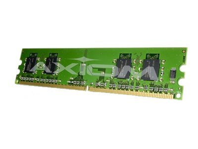 Axiom 1GB PC2-4200 DDR2 SDRAM DIMM, PV557AA-AX