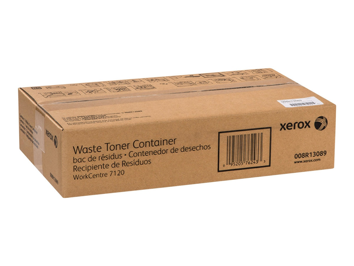 Xerox Waste Toner Container for WorkCentre 7120 & 7125 Color Multifunction Printers, 008R13089