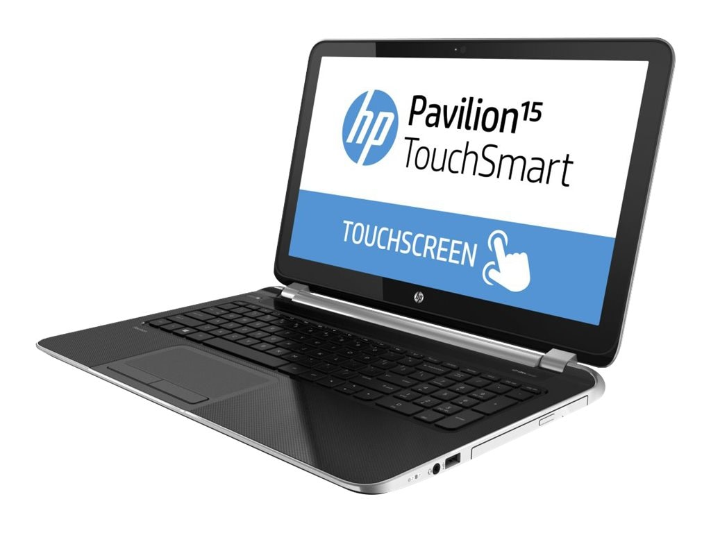 HP Pavilion 15-N061nr : 1.5GHz A4-Series 15.6in display, E9G67UA#ABA, 16261643, Notebooks