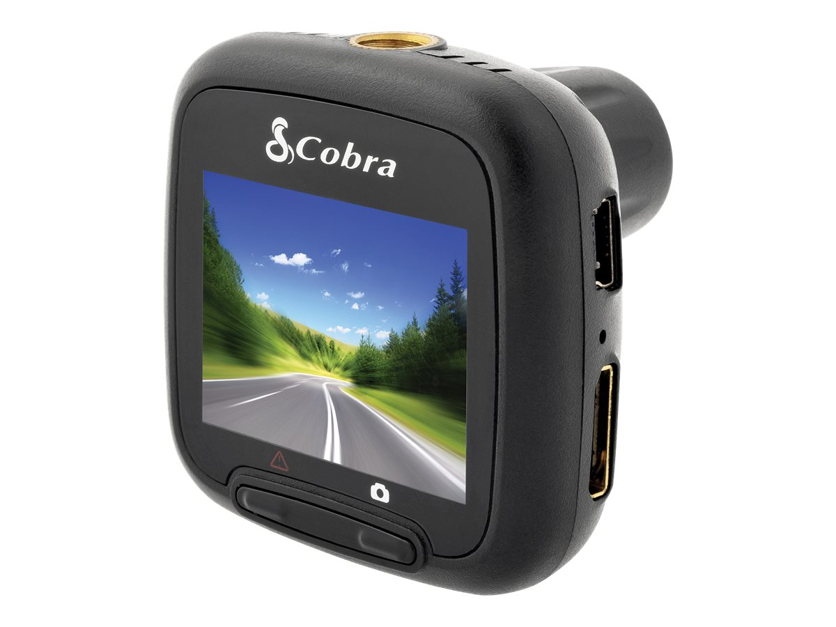 Cobra Electronics Drive HD Ultra Compact Dash Cam, CDR 820, 20661279, Cameras - Security