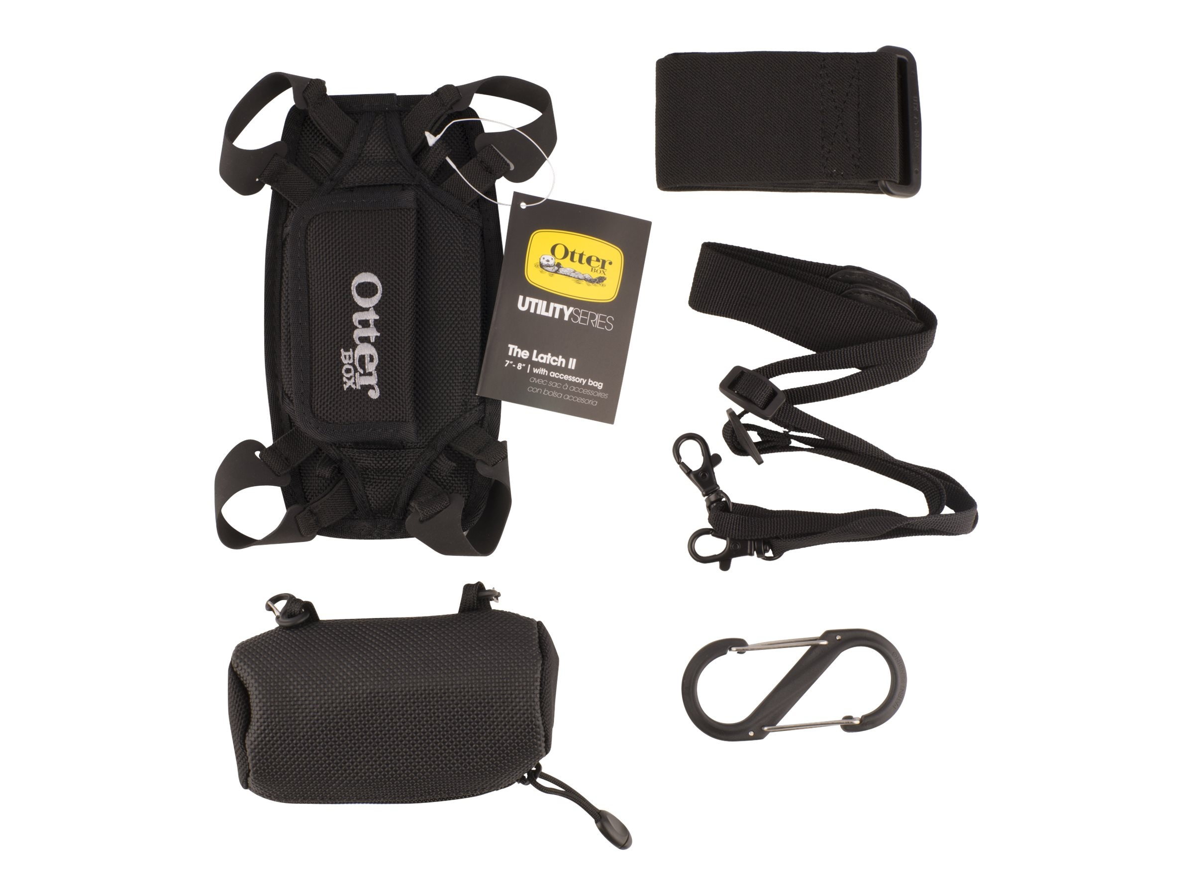 OtterBox Utility Latch II Pro Pack 7-8 w  Accessory Bag