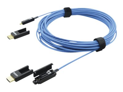 Kramer Fiber Optic HDMI M M Cable, Black, 33ft, 97-0413033