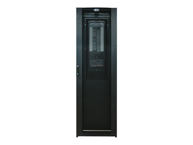 Tripp Lite Ditribution Cabinet 208V 3-phase (2) 42-pole Breaker TAA GSA, SUDC208V84P, 13807321, Power Distribution Units