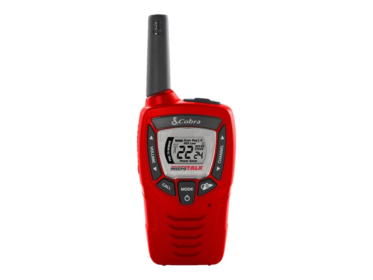 Cobra Electronics 23-Mile Range NOAA Weather Radio, CX312A-I, 17375204, Two-Way Radios