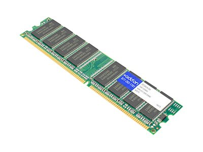 ACP-EP 1GB PC2700 184-pin DDR SDRAM DIMM for Select Models, DC341A-AA