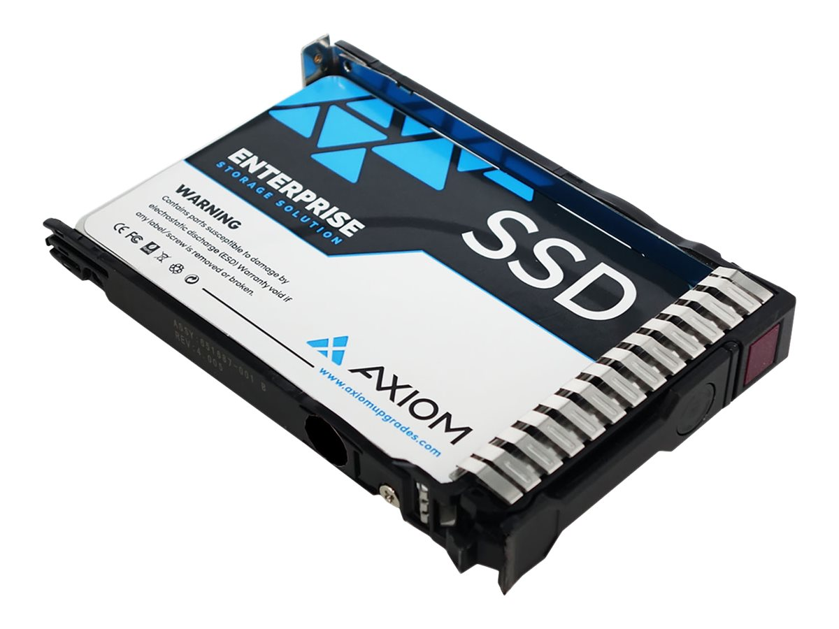 Axiom 800GB ENT EV100 SSD SATA 2.5 FOR HP, SSDEV10HB800-AX