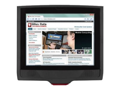 Zebra Symbol MK4000 Micro Kiosk, Wired Ethernet, 1D Laser, Touchscreen, WinCE .NET 5.0 128 64MB