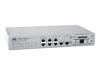 Allied Telesis Secure VPN Router, AT-AR750S-10, 5717959, Network Routers