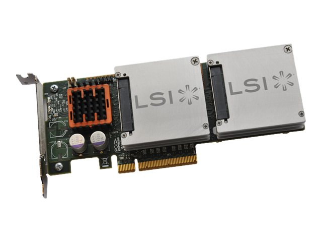 LSI LSI NYTRO WARPDRIVE WLP4-200, LSI00323, 14297845, Solid State Drives - Internal
