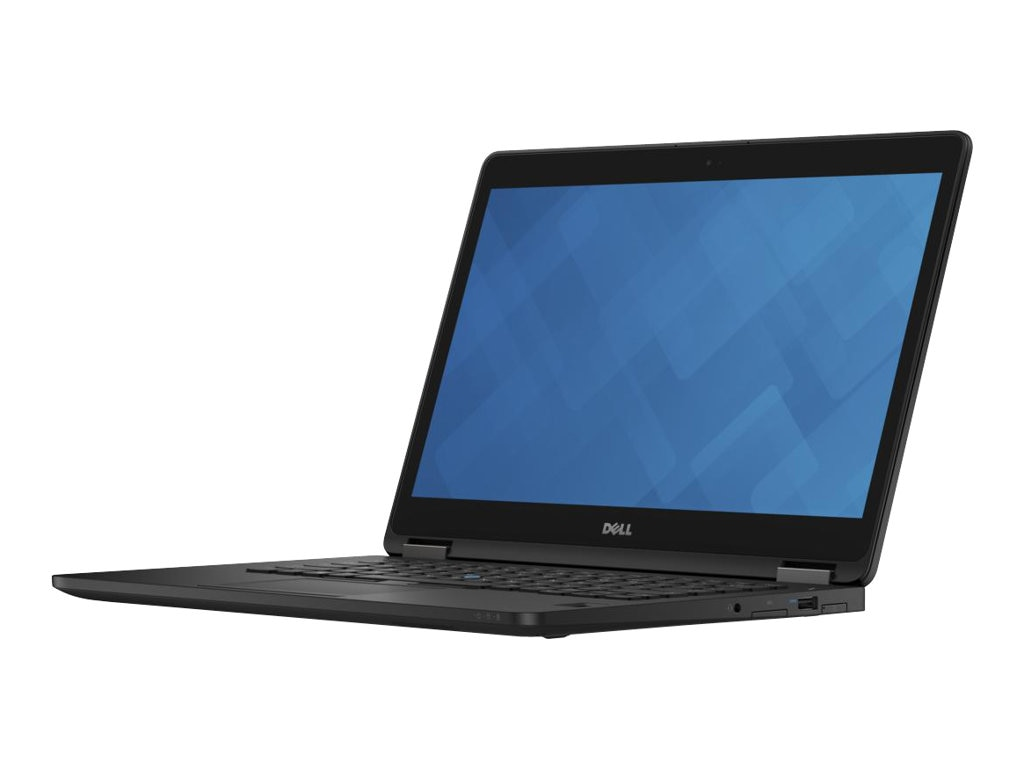 Dell Latitude E7470 Core i5-6300U 2.4GHz 8GB 180GB SSD ac BT WC 4C 14 HD W7P64-W10P