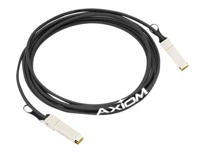 Axiom 40GBASE-CR4 QSFP+ Passive Cable, 3m
