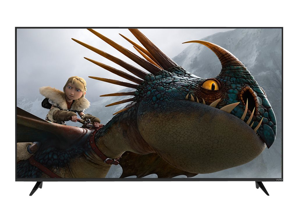 Vizio 43 D43-D2 LED-LCD Smart TV, Black