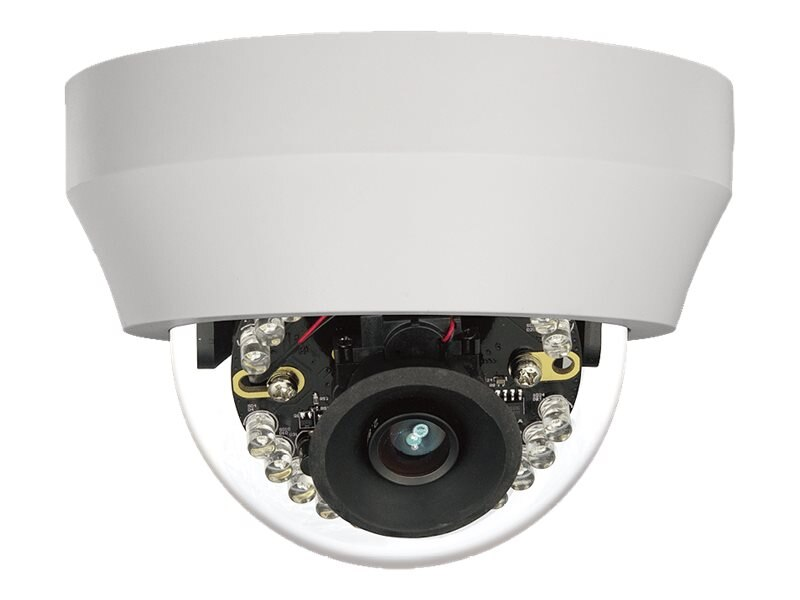 Toshiba 1080p Outdoor IP Dome with 2.8mm Lens