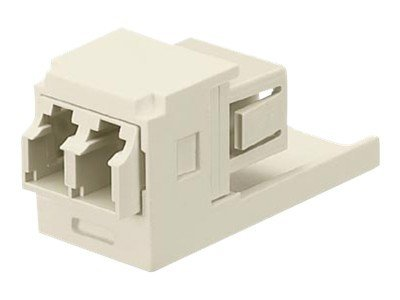 Panduit LC 10GHz Duplex MM Adapter Module, CMDJAQLCBL, 12198413, Premise Wiring Equipment