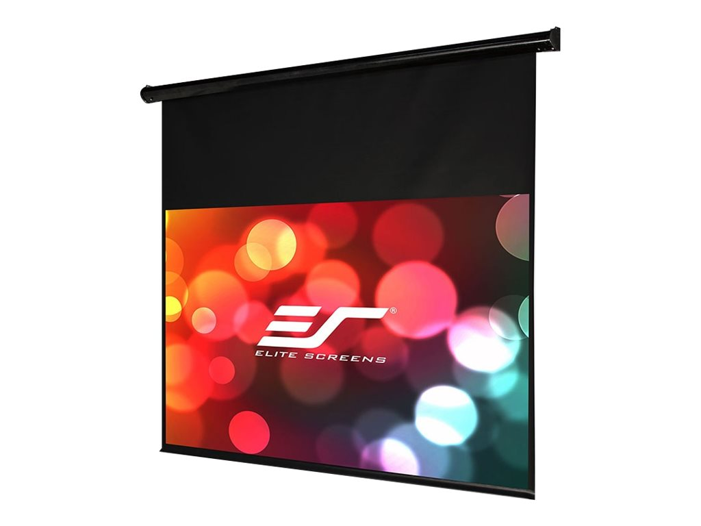 Elite Starling Electric Projection Screen, Matte White, 16:9, 120