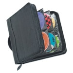 Case Logic CD Wallet, 320 Disc Capacity, Black Koskin KSW-320