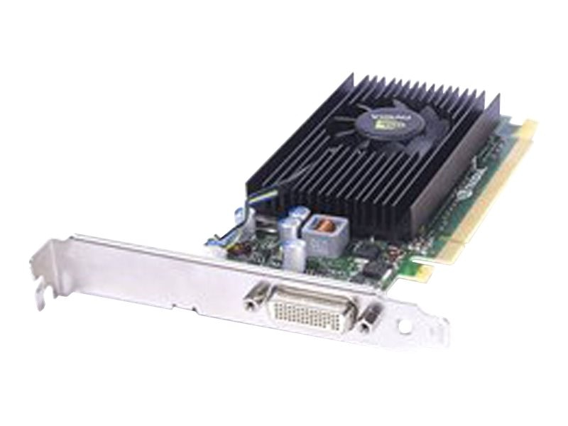 Lenovo NVIDIA NVS 315 PCIe 2.0 x16 Graphics Card, 1GB DDR3, 4X60G88210, 18145620, Graphics/Video Accelerators