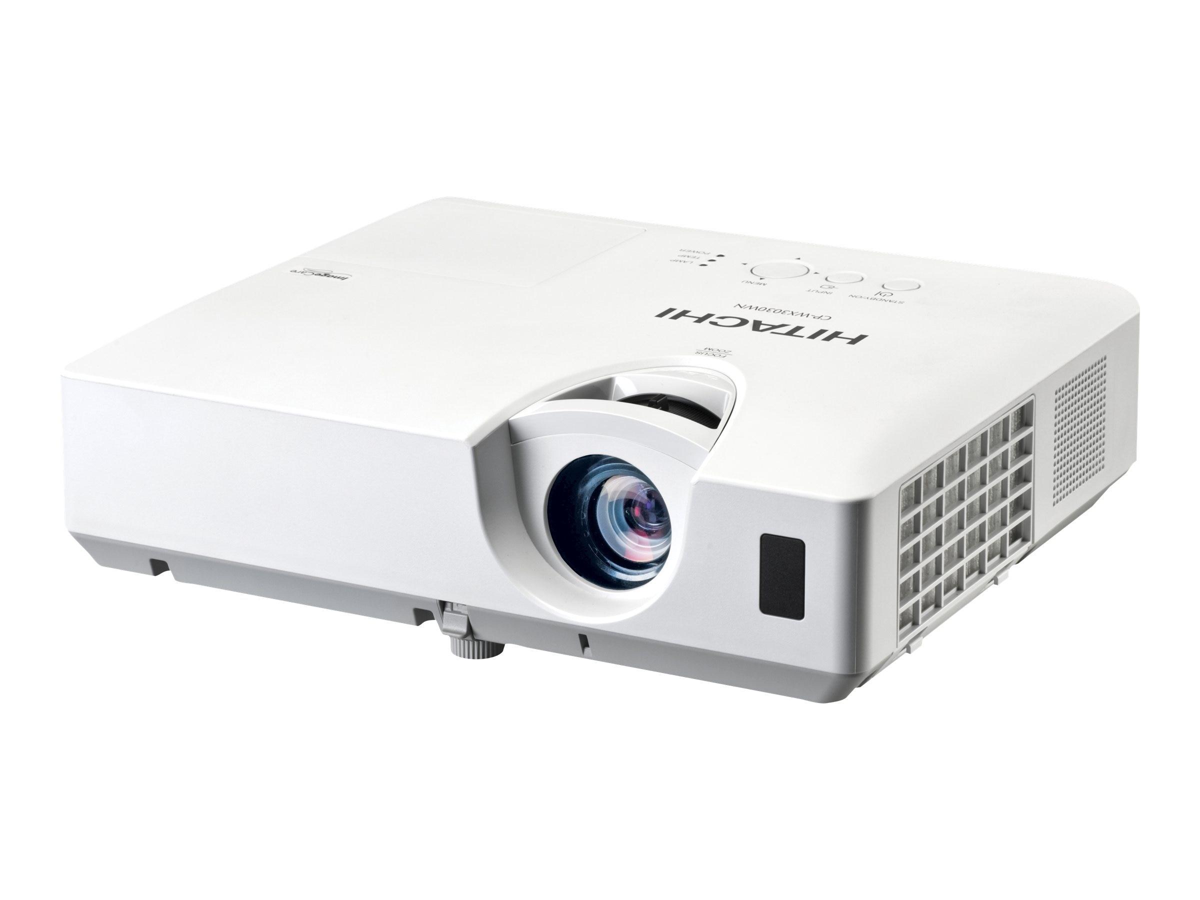 Hitachi CPWX3030WN Image 1
