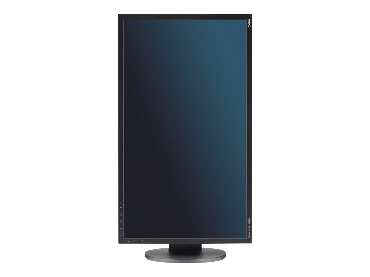 NEC 27 EA275WMi WQHD LED-LCD Monitor with SpectraViewII, Black, EA275WMI-BK-SV