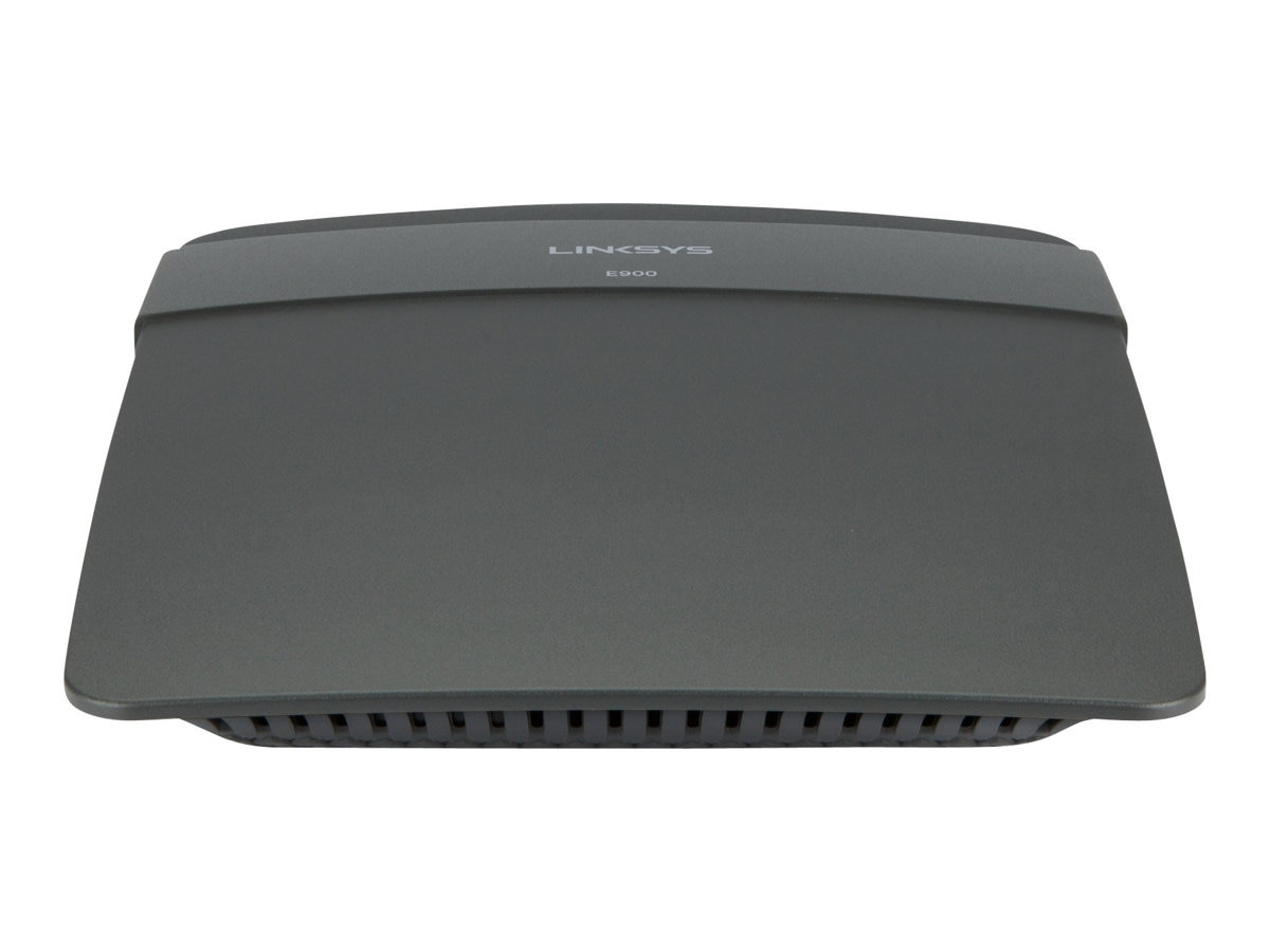 Linksys E900 N300 Wireless Router, E900-NP