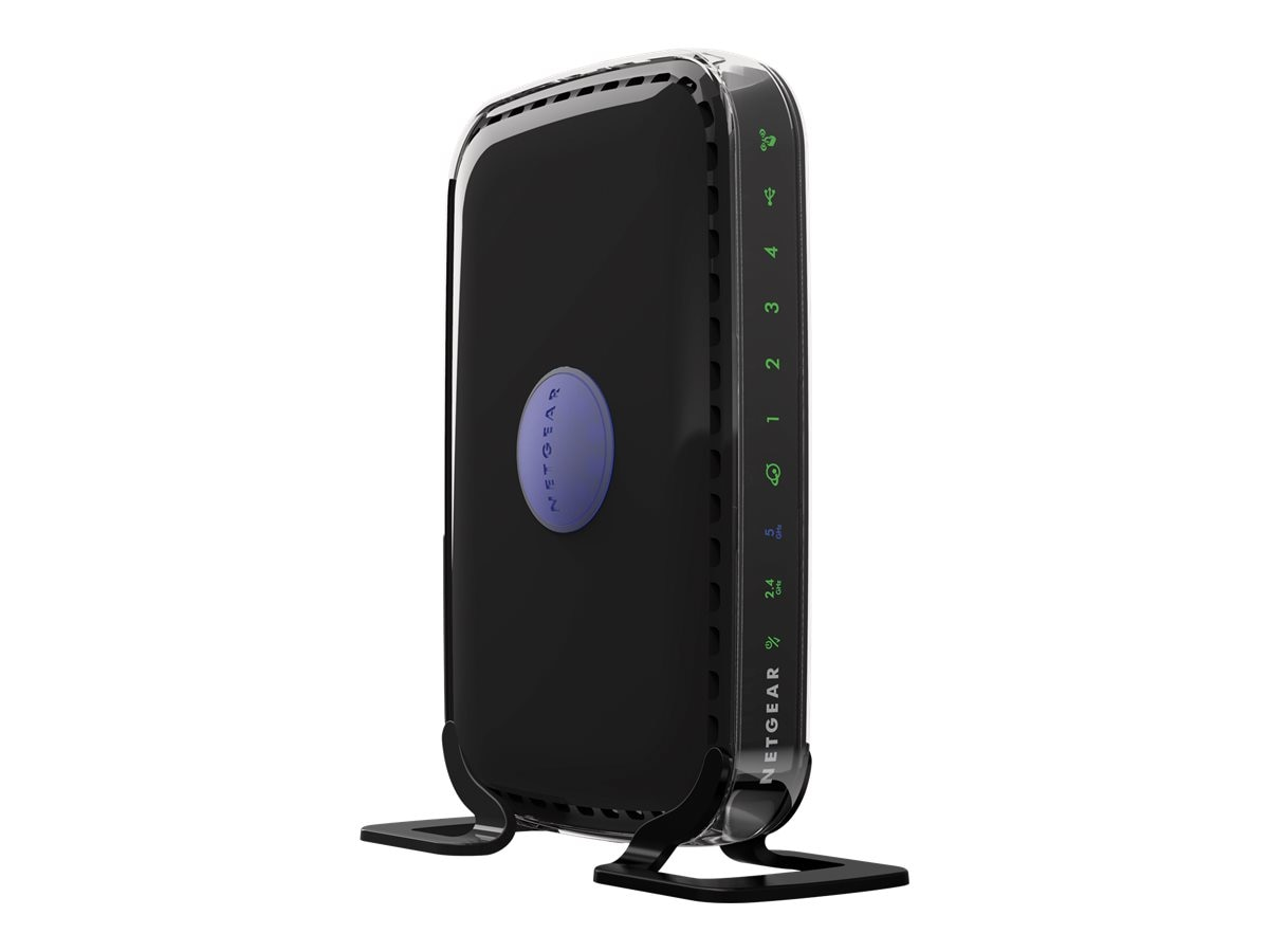 Netgear N600 Wireless Dual Band Router, WNDR3400-100NAS
