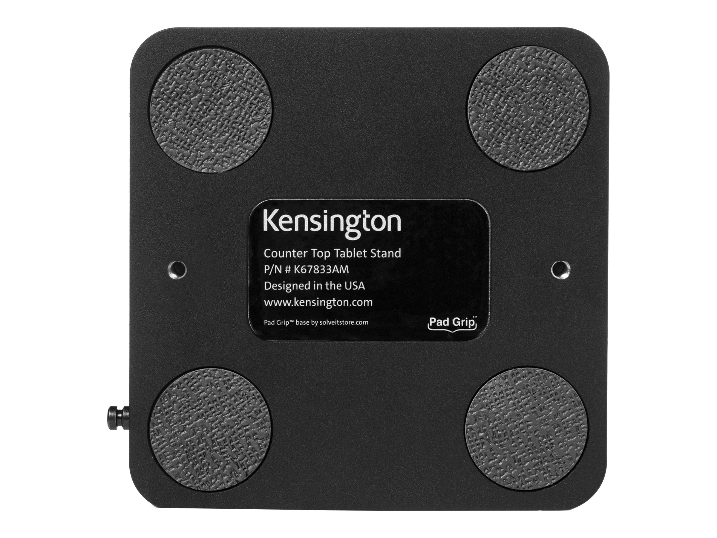 Kensington SecureBack Enclosure and Stand for iPad Air iPad Air 2, Black, K97906WW