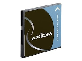 Axiom 64MB CompactFlash Card, AXCS-C4KFLD64M, 9183413, Memory - Network Devices