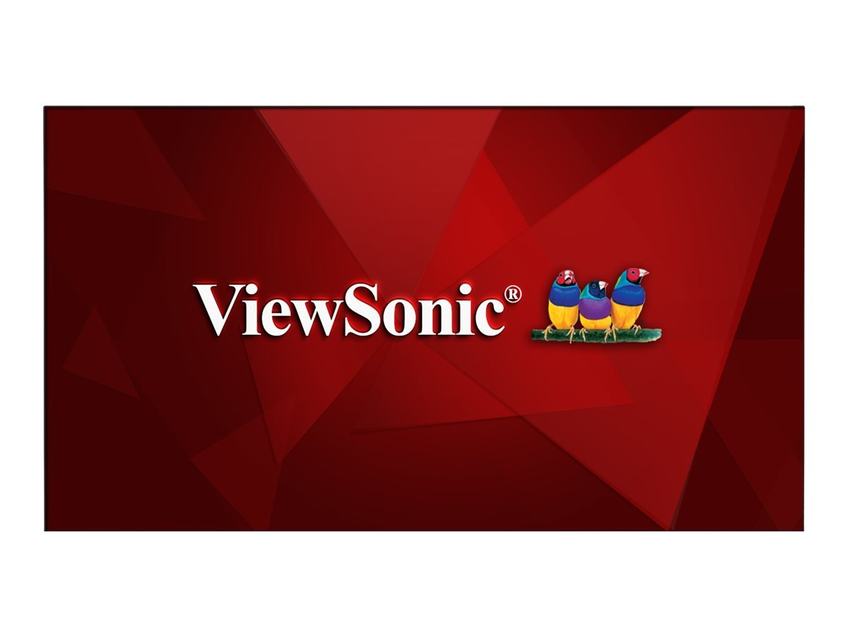 ViewSonic 49 CDX4952 Full HD LED-LCD Display, CDX4952