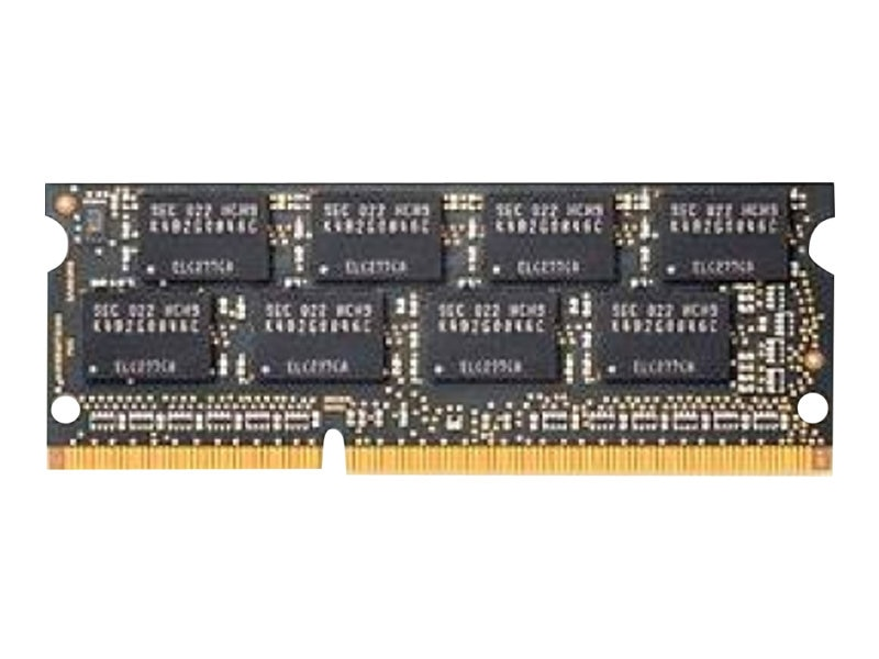 Lenovo 8GB PC3-12800 204-pin DDR3 SDRAM SODIMM, 0B47381