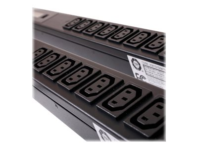 Panduit Rack Energy Kit 20: Std Kit w  (2) 30A 1-Phase 0U PDU 208V (20) C13, (4) C19, (2) 20A MCB, L6-30P, RMSP2T2POB21, 16676988, Network Server Appliances