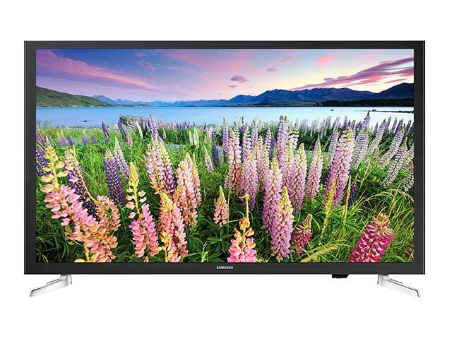 Samsung 31.5 J5205 Full HD LED-LCD TV, Black, UN32J5205AFXZA, 19504508, Televisions - LED-LCD Consumer