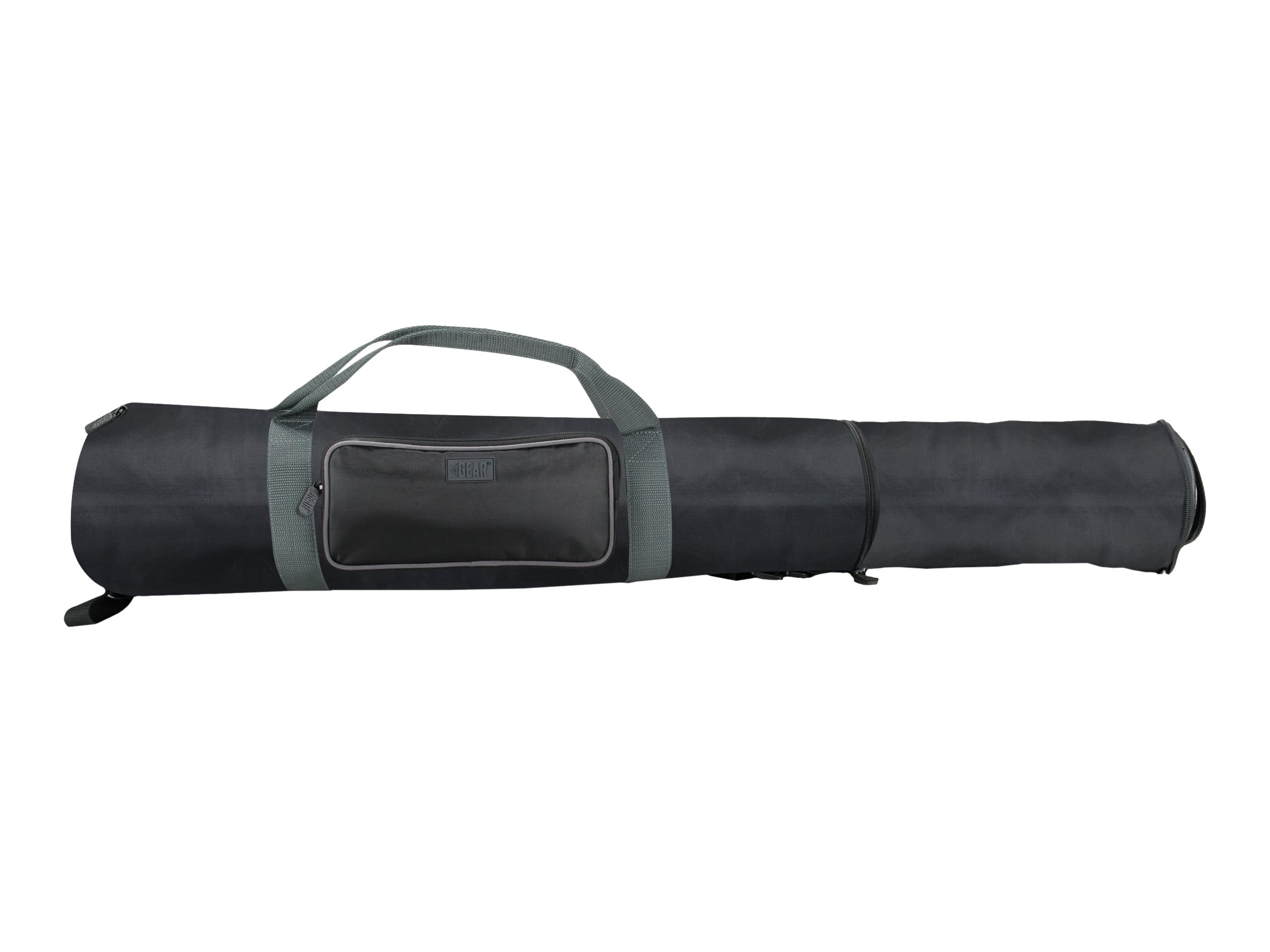 Accessory Genie USA Gear Padded Tripod Case Bag w  Expandable Compartment & Accessories