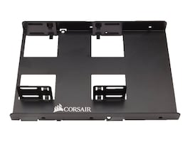 Corsair Dual Solid State Drive Mounting Bracket, CSSD-BRKT2, 33213248, Drive Mounting Hardware