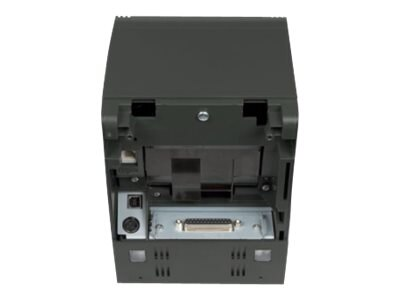 Epson TM-L90 Liner Free Serial USB Thermal Printer - Dark Grey w  Power Supply, C31C412A7991