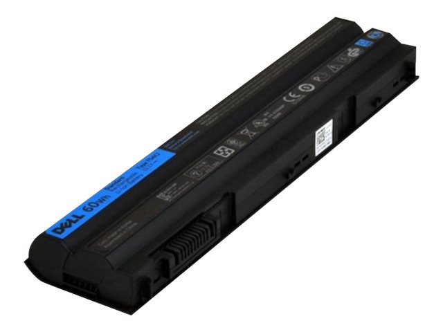 Ereplacements Compatible 6 Cell Dell Battery, 312-1324-ER, 18453817, Batteries - Notebook