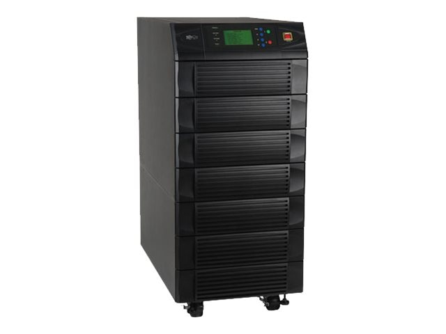 Tripp Lite SmartOnline 80kVA 64kW Modular 3-Phase Online UPS System Hardwired Input Output, SU80KX, 12214655, Battery Backup/UPS