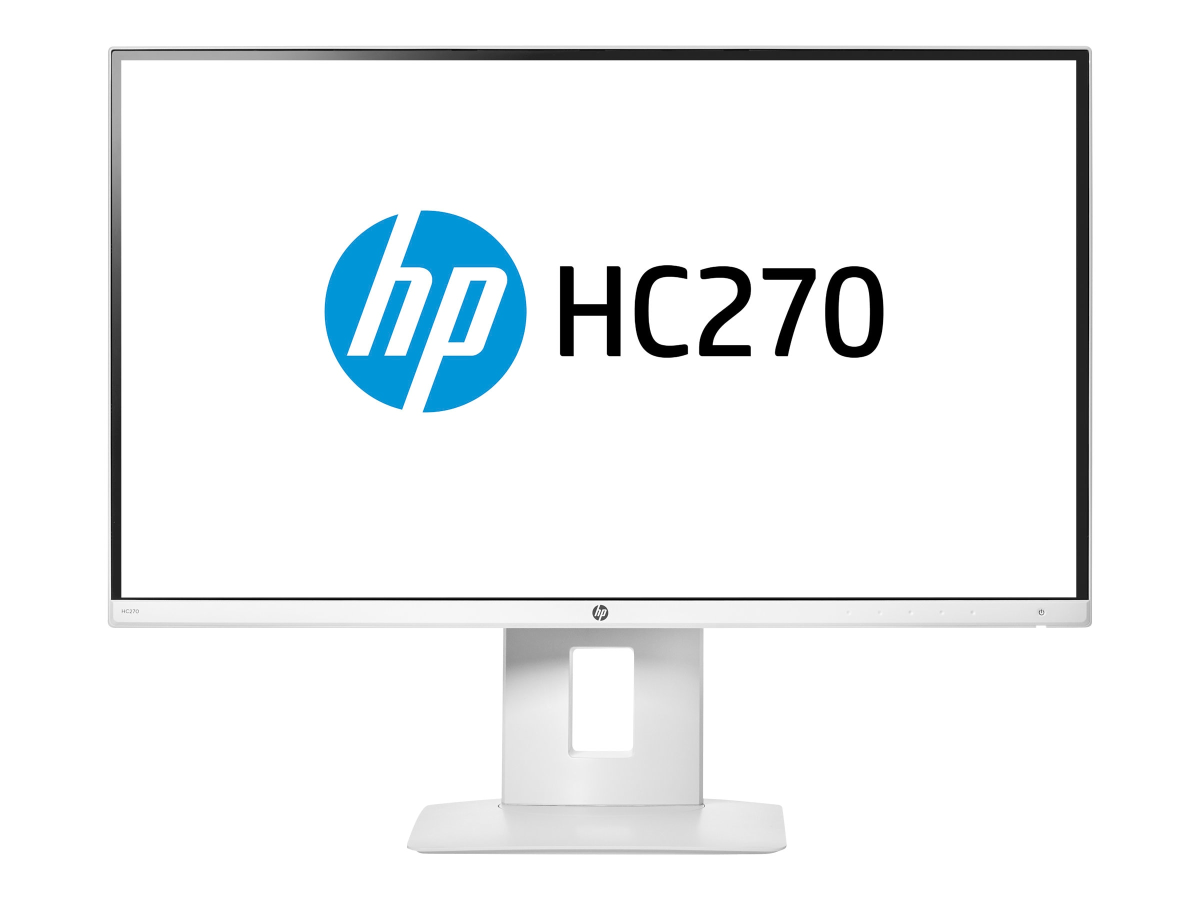 HP 27 HC270 QHD IPS Healthcare Display, White